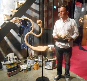 1er prix de Nimagine 2016, Pol sculpteur