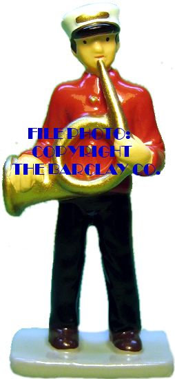 #1178 - Salvation Army Band French Horn Player