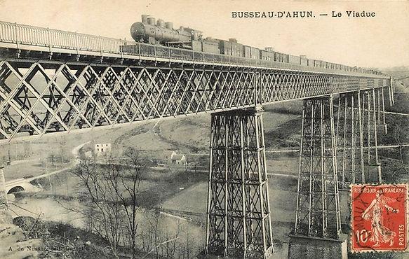 Busseau-dAhun viaduc construit par Cai 1
