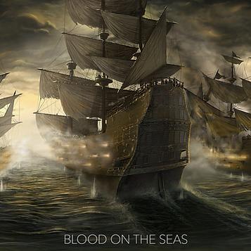 Blood On The Seas artwork