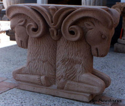 CANTERA HAND CARVED STONE TABLE BASE TB023.jpg