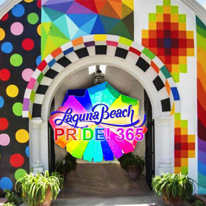 POSTPONED!!!  LAGUNA BEACH PRIDE 365 FESTIVAL 2020!