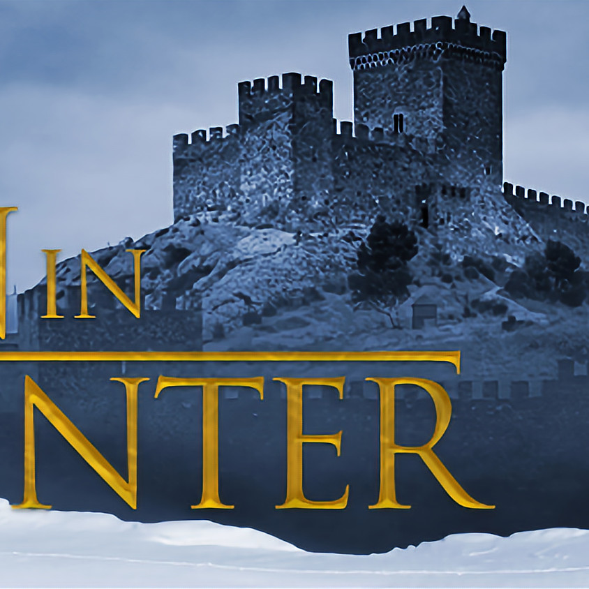 """""""LION IN WINTER"""" at the Laguna Playhouse!"""