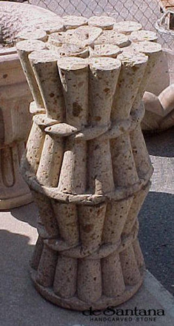CANTERA HAND CARVED STONE TABLE BASE TB033.jpg