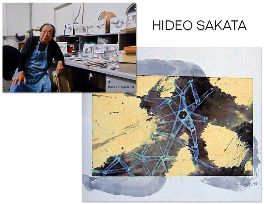 Pre-Order Hideo Sakata Tribute Catalog - 6  Weeks Est. Delivery