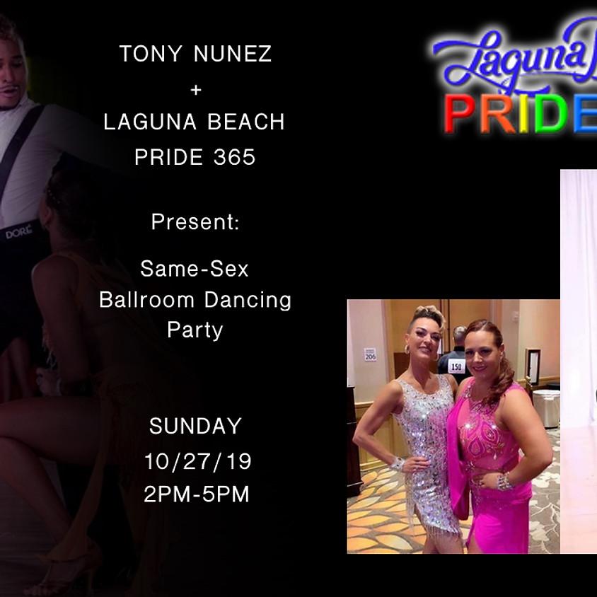 BALLROOM TEA DANCING for LGBTQ+