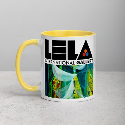 Mug with Color Inside - Abundance by Hideo Sakata