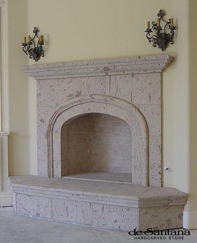 CANTERA HAND CARVED FIREPLACE FP143.jpg