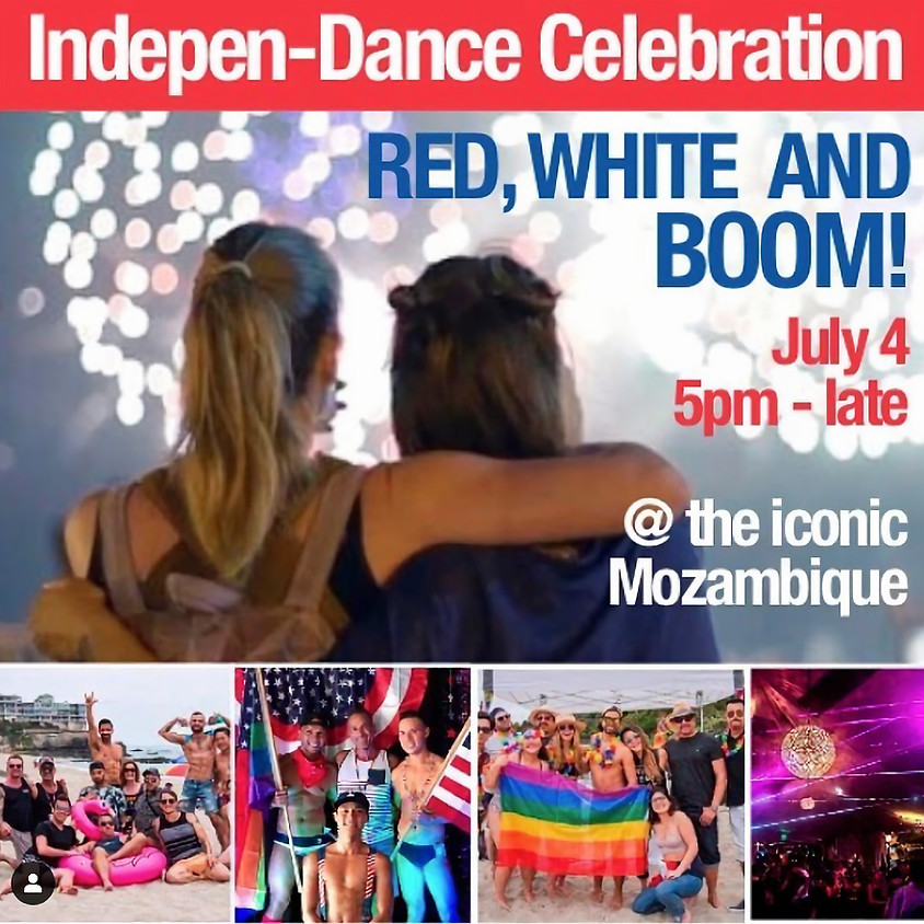 July 4th Dance and Beach Party Weekend!