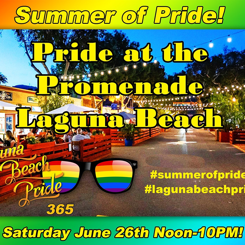 Pride on the Promenade Gay Day!