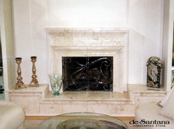 CANTERA HAND CARVED FIREPLACE FP155.jpg