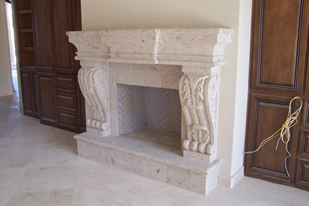 CANTERA HAND CARVED FIREPLACE FP104.2.jpg