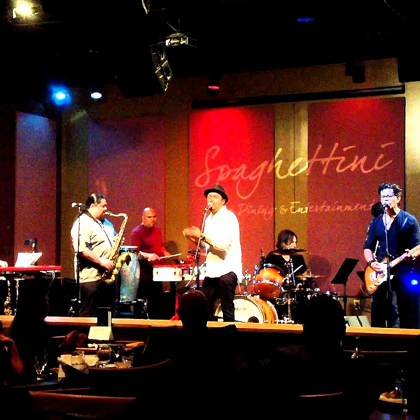 WIN A $250 GIFT CARD FROM SPAGHETTINI GRILL AND JAZZ CLUB