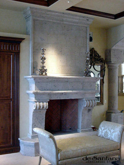 CANTERA HAND CARVED FIREPLACE FP133.jpg