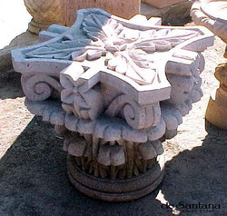 CANTERA HAND CARVED STONE TABLE BASE TB025.jpg