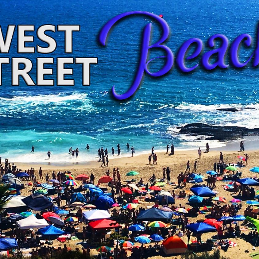 West Street Beach Pride Day
