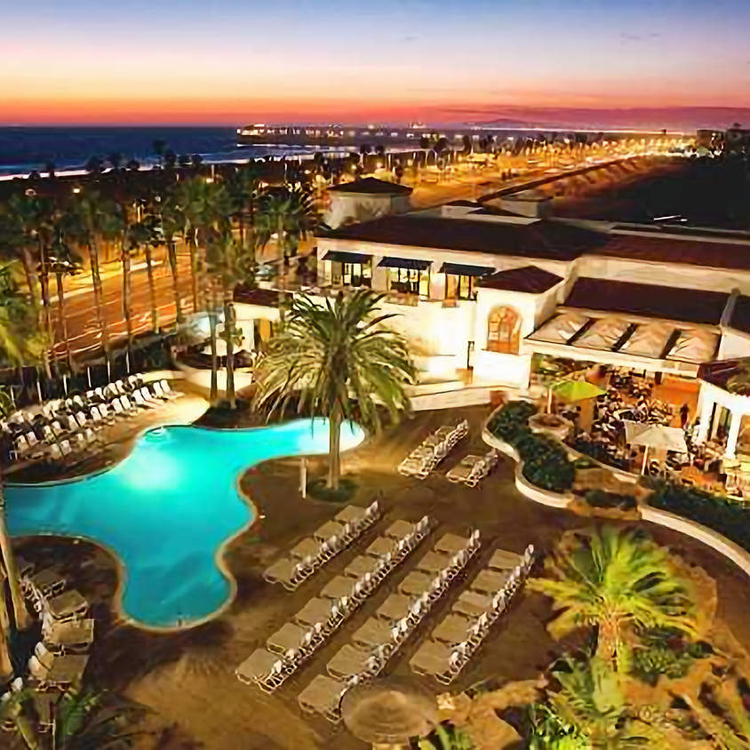 WIN A ONE NIGHT STAY, BREAKFAST FOR TWO, VALET PARKINGING, A $650 VALUE, AT THE WATERFRONT BEACH RESORT A HILTON HOTEL