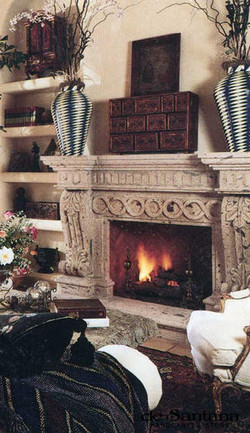 CANTERA HAND CARVED FIREPLACE FP138.jpg
