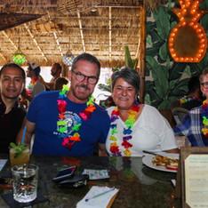 015 Bingo at Royal Hawaian Collage CRAIG