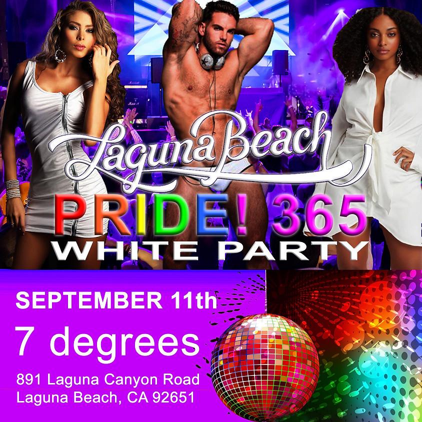 Laguna Beach Pride 365 Presents... End of Summer White Party Dance