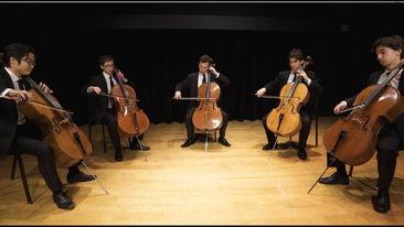 Sakura Cello Quintet