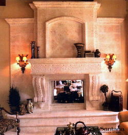 CANTERA HAND CARVED FIREPLACE FP006.jpg