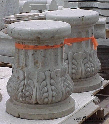 CANTERA HAND CARVED STONE TABLE BASE TB013.jpg