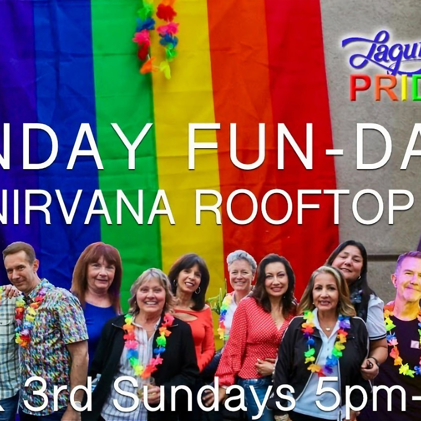 SUNDAY FUN-DAY! 1st & 3rd Sunday Each Month!