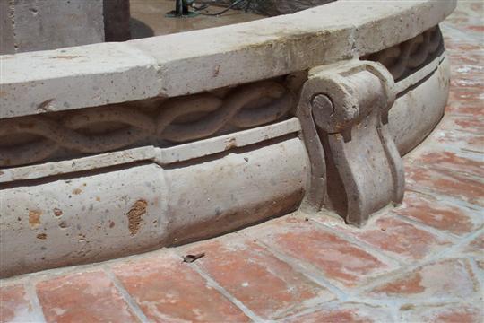 HAND CARVED CANTERA FOUNTAIN GF121.jpg