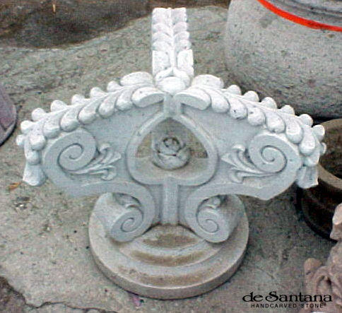 CANTERA HAND CARVED STONE TABLE BASE TB029.jpg