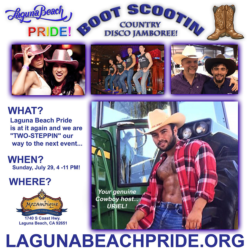 Boot Scootin Country Disco Jamboree - 18 Years and Older!