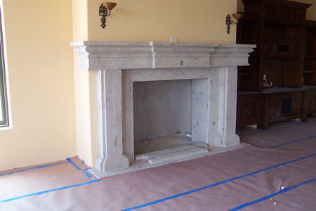CANTERA HAND CARVED FIREPLACE FP090.jpg