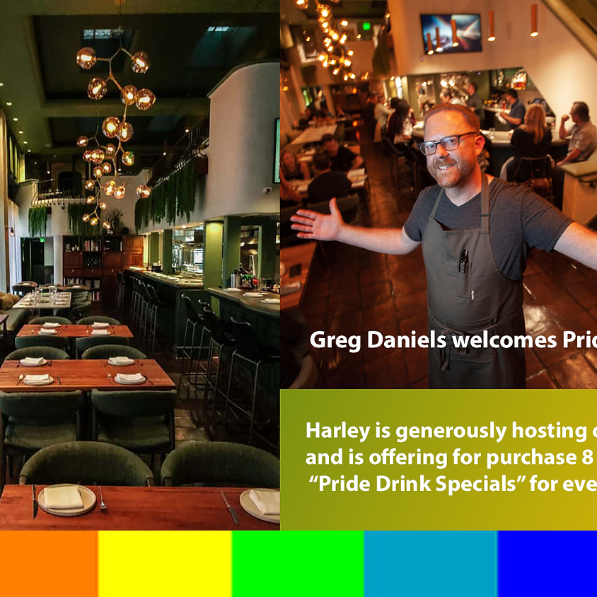 Laguna Beach Pride 365 Welcome Reception!