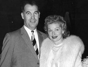 Frank Bogart and Lucille Ball_ed
