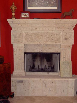 CANTERA HAND CARVED FIREPLACE FP094.2.jpg
