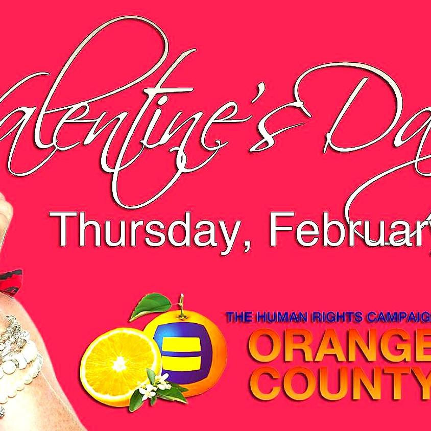 Laguna Beach Pride 365 Valentines Day with HRC!
