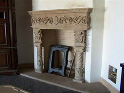 CANTERA HAND CARVED FIREPLACE FP123.jpg