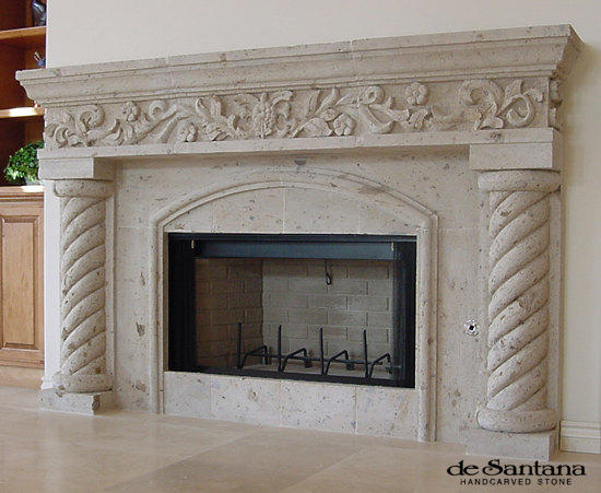 CANTERA HAND CARVED FIREPLACE FP152.jpg