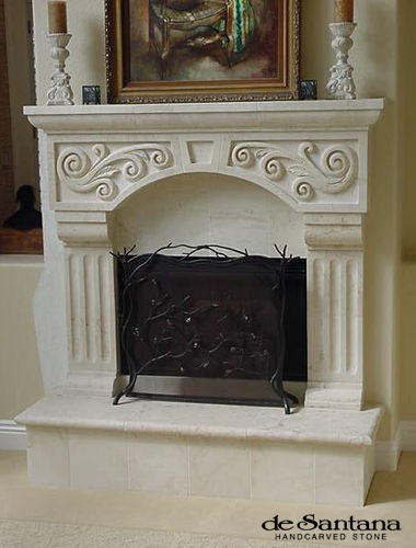 CANTERA HAND CARVED FIREPLACE FP145.jpg