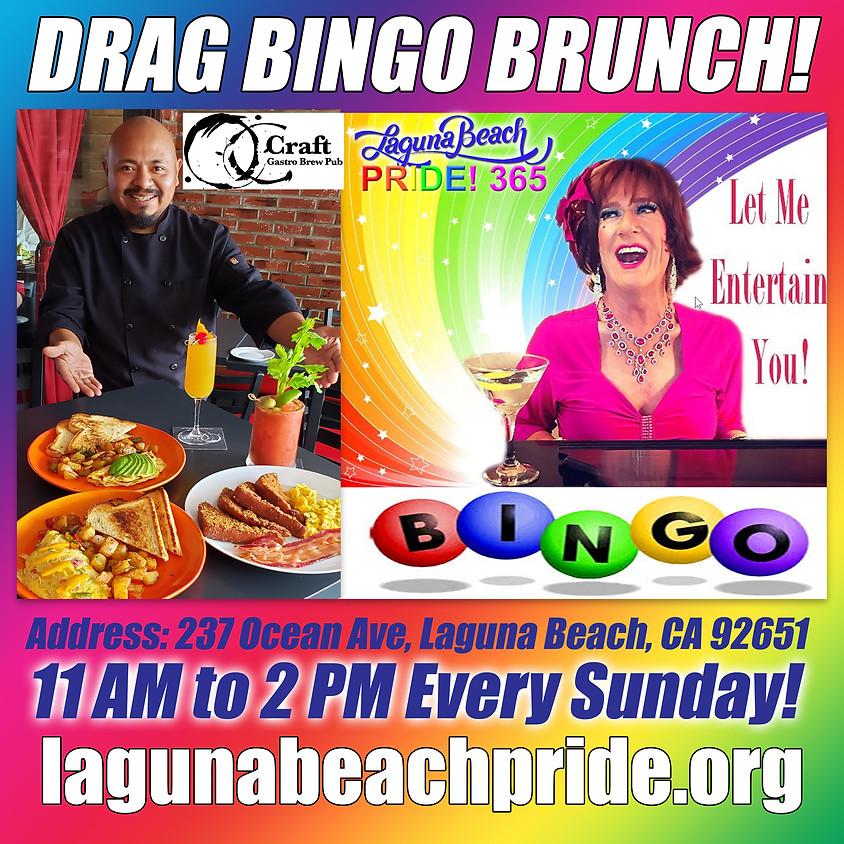 SUNDAY DRAG BINGO BRUNCH!
