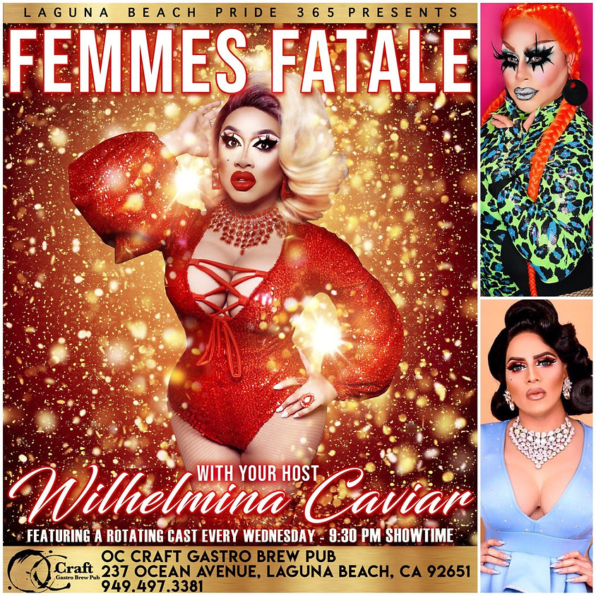Wilhelmina and Ladies are back on stage!