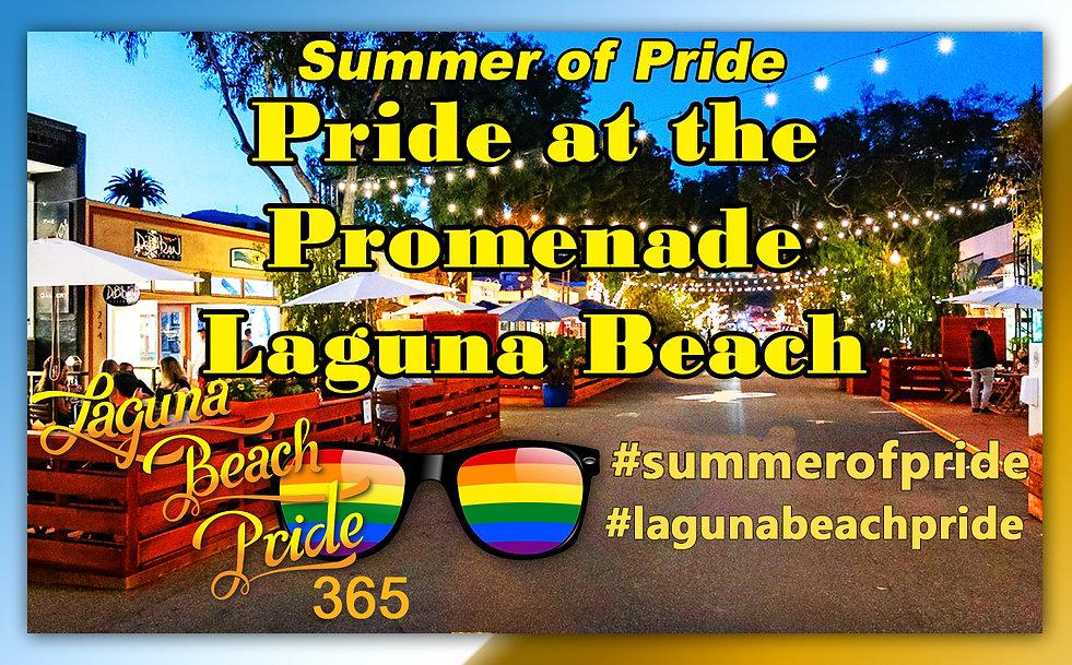 2021 Pride on the Promenade for Michelle