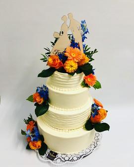 Hochzeitstorte 44