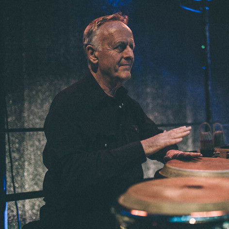 Martin Ditcham: Drummer. Percussionist. Songwriter.