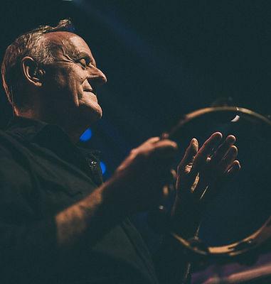 Martin Ditcham: Drummer. Percussionist. Songwriter.