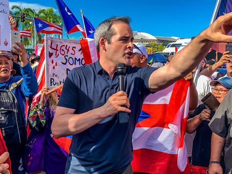 David Begnaud, We are Puerto Ricans