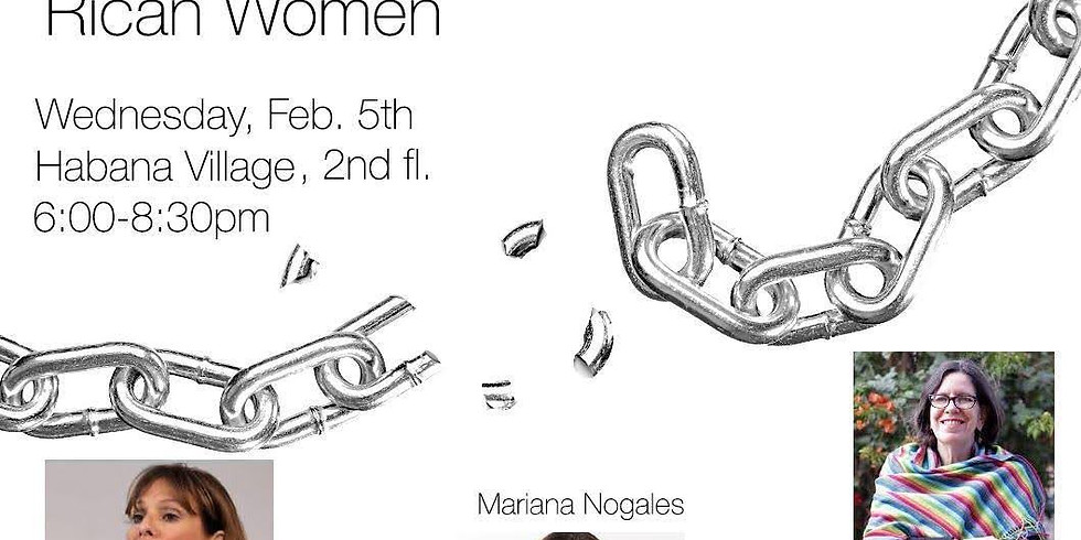Let's End Colonialism Together: A Meetup with Progressive Puerto Rican Women