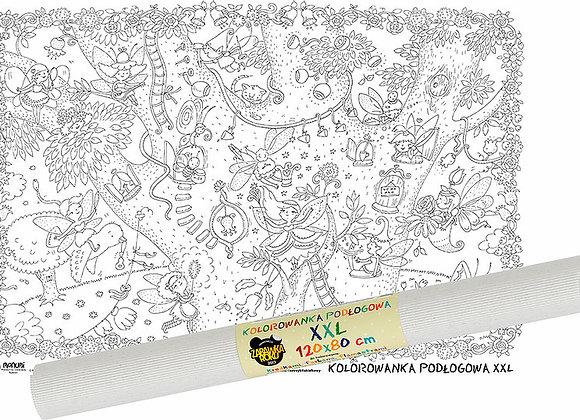 Poster fate da colorare - Monubi