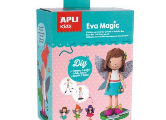 Bambola Eva Magic - Apli Kids