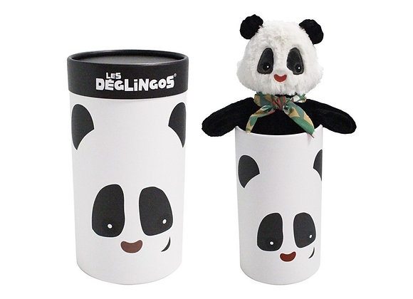 Panda in box - Les Deglingos